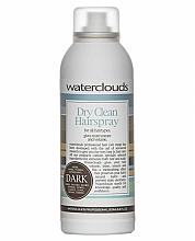 Düfte, Parfümerie und Kosmetik Trockenshampoo für dunkle Haare - Waterclouds Volume Dry Clean Dark Hairspray