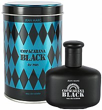 Düfte, Parfümerie und Kosmetik Jean Marc Copacabana Black For Men - Eau de Toilette
