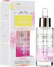 Düfte, Parfümerie und Kosmetik Rosenserum für empfindliche Haut - Bielenda Rose Care Serum For Sensitive Skin