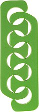 Düfte, Parfümerie und Kosmetik Pediküre Trenner 7583 grün - Top Choice