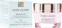 Düfte, Parfümerie und Kosmetik Liftingcreme für die Augenpartie - Estee Lauder Resilience Lift Firming Sculpting Eye Cream