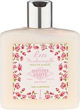 """Düfte, Parfümerie und Kosmetik Duschgel mit Sheabutter """"Rose Mademoiselle"""" - Institut Karite Shea Shower Rose Mademoiselle"""