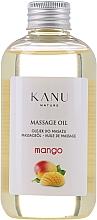 Düfte, Parfümerie und Kosmetik Massageöl mit Mango - Kanu Nature Mango Massage Oil