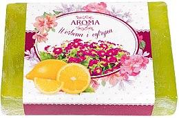 Düfte, Parfümerie und Kosmetik Seife Verbena und Zitrone - Delicate Organic Aroma Soap