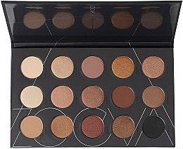 Düfte, Parfümerie und Kosmetik Lidschattenpalette - Zoeva Nude Spectrum Eyeshadow Palette