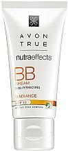 Düfte, Parfümerie und Kosmetik BB Creme für einen strahlenden Teint LSF 15 - Avon Nutra Effects
