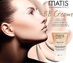 Multifunktionale BB Creme mit LSF 15 - Matis BB Cream Reponse Teint SPF 15 — Bild N2