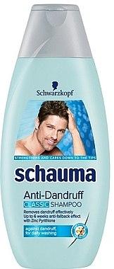Anti-Schuppen Shampoo - Schwarzkopf Schauma Anti-Dandruff Classic Shampoo Men — Bild N2
