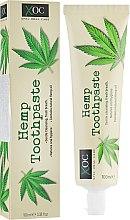Düfte, Parfümerie und Kosmetik Zahnpasta mit Hanföl - Xpel Marketing Ltd Oral Care Cleansing Charcoal Toothpaste