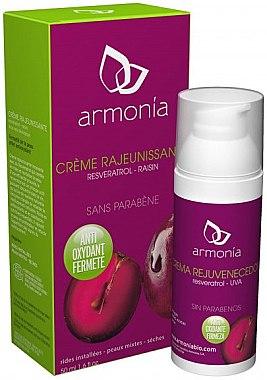 Verjüngende Gesichtscreme - Armonia Bio Creme Rejeunissan — Bild N1