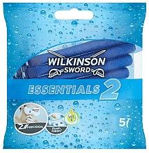 Düfte, Parfümerie und Kosmetik Einwegrasierer 5 St. - Wilkinson Sword Essentials 2