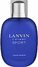Düfte, Parfümerie und Kosmetik Lanvin L'Homme Sport - Eau de Toilette