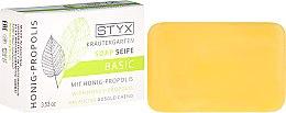 Düfte, Parfümerie und Kosmetik Ausgleichende Seife mit Honig und Propoplis - Styx Naturcosmetic Basic Soap With Honey-Propolis