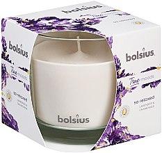 Düfte, Parfümerie und Kosmetik Duftglas Lavendel & Kamille - Bolsius True Moods Collection So Relaxed Candle 95 mm x Ø95 mm