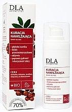 Düfte, Parfümerie und Kosmetik Nachtcreme mit Vogelbeeren - DLA
