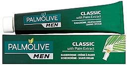 Düfte, Parfümerie und Kosmetik Rasiercreme mit Palmenextrakt - Palmolive Classic Lather Shave Shaving Cream