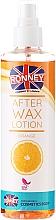 Düfte, Parfümerie und Kosmetik Orangenlotion zur Behandlung nach Haarentfernung - Ronney After Wax Lotion Orange