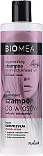 Düfte, Parfümerie und Kosmetik Intensiv regenerierendes Shampoo für trockenes und stapaziertes Haar - Farmona Biomea Regenerating Shampoo
