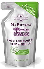 Düfte, Parfümerie und Kosmetik Flüssigseife Mandel - Ma Provence Liquid Marseille Soap Almond