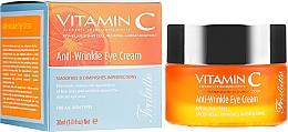 Düfte, Parfümerie und Kosmetik Anti-Falten Augencreme mit Vitamin C - Frulatte Vitamin C Anti-Wrinkle Eye Cream