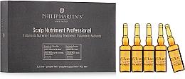Düfte, Parfümerie und Kosmetik Serum gegen Haarausfall - Philip Martin's Scalp Nourishing Treatment Professional