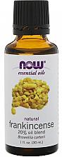Düfte, Parfümerie und Kosmetik Ätherisches Öl Weihrauch - Now Foods Essential Oils Frankincense 20% Oil Blend