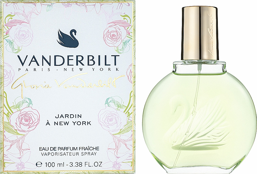 Gloria Vanderbilt Jardin A New York - Eau de Parfum — Bild N2