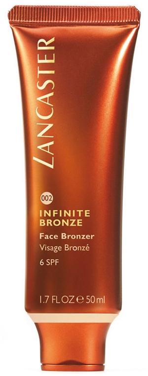 Gesichtsbronzer LSF 6 - Lancaster Infinite Bronze Face Bronzer SPF6