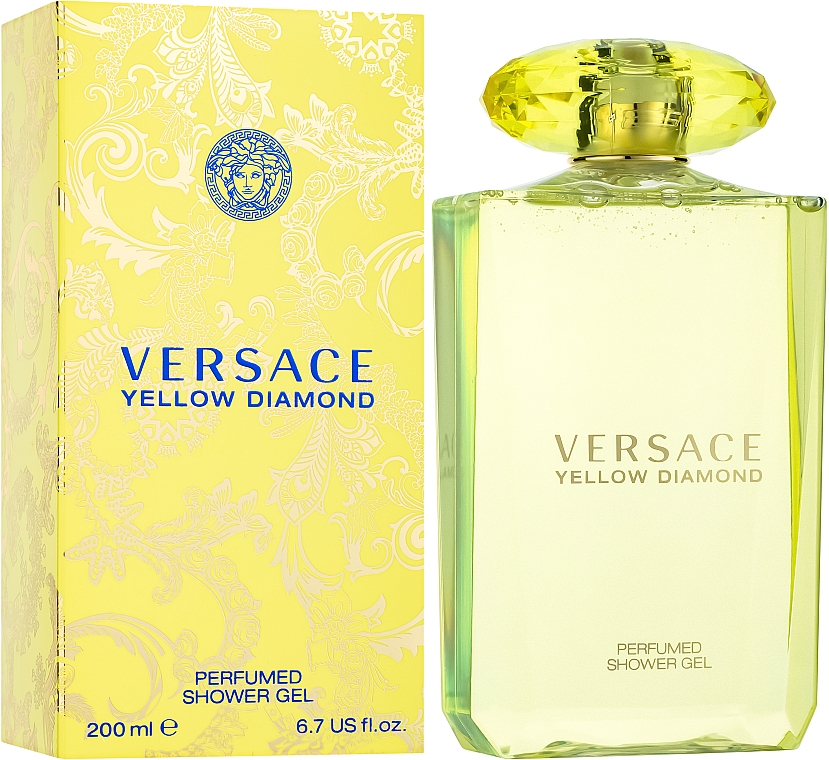 Versace Yellow Diamond - Duschgel — Bild N2