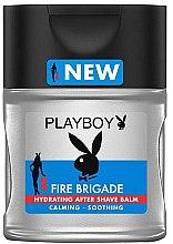 Düfte, Parfümerie und Kosmetik After Shave Balsam - Playboy Fire Brigade After Shave Balm