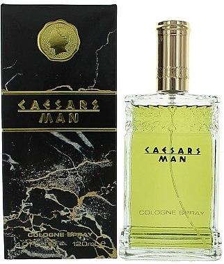 Caesars World Caesars Man - Eau de Cologne — Bild N2