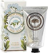 Düfte, Parfümerie und Kosmetik Handcreme mit natürlichem ätherischem Meerfenchel-Öl - Panier Des Sens Sea Fennel Hand Cream