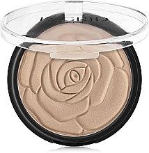 Düfte, Parfümerie und Kosmetik Transparenter Kompaktpuder - Ingrid Cosmetics HD Beauty Innovation Transparent Powder