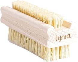Düfte, Parfümerie und Kosmetik Holzbürste für Hände und Nägel - Lynia
