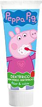 Düfte, Parfümerie und Kosmetik Kinderzahnpasta mit Erdbeergeschmack - Lorenay Peppa Pig Toothpaste