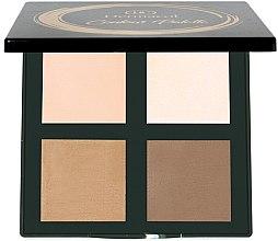 Düfte, Parfümerie und Kosmetik Konturierpalette für das Gesicht - Dermacol Contour Palette