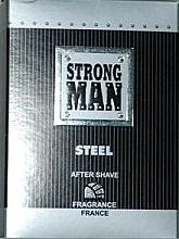 Düfte, Parfümerie und Kosmetik After Shave Lotion Steel - Strong Men After Shave Steel