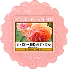 Düfte, Parfümerie und Kosmetik Tart-Duftwachs Sun-Drenched Apricot Rose - Yankee Candle Sun-Drenched Apricot Rose Tarts Wax Melts