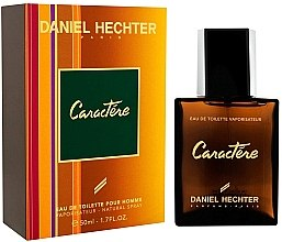 Daniel Hechter Caractere - Eau de Toilette für Männer — Bild N2