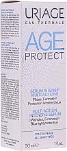 Düfte, Parfümerie und Kosmetik Intensives Anti-Falten Gesichtsserum - Uriage Age Protect Multi-Action Intensive Serum