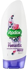 Düfte, Parfümerie und Kosmetik Creme-Duschgel Feel Romantic - Radox Feel Romantic Shower Cream Gel
