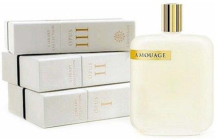 Amouage The Library Collection Opus III - Eau de Parfum — Bild N1
