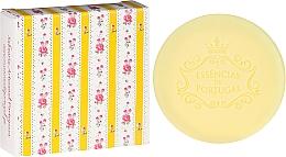 Düfte, Parfümerie und Kosmetik Naturseife Lemon - Essencias De Portugal Yellow Chita Lemon Soap