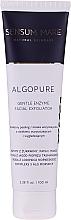 Düfte, Parfümerie und Kosmetik Mildes Gesichtspeeling mit Enzymen und Seealgen - Sensum Mare Algopure Gentle Enzyme Facial Exfoliator