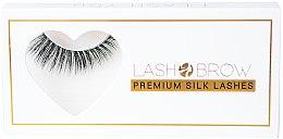 Düfte, Parfümerie und Kosmetik Künstliche Wimpern - Lash Brow Premium Silk Lashes I Lash You