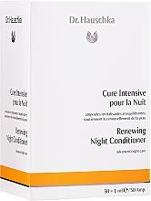 Düfte, Parfümerie und Kosmetik Erneuernder Gesichtsbalsam für die Nacht - Dr. Hauschka Renewing Night Conditioner
