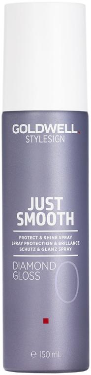 Haarspray für Schutz und Glanz - Goldwell Style Sign Just Smooth Diamond Gloss Protect & Shine Spray