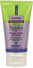 Düfte, Parfümerie und Kosmetik Straffendes Anti-Cellulite Körpercreme-Gel - Frezyderm Elegance Body Countouring Tripleffect Cream Gel