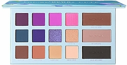 Düfte, Parfümerie und Kosmetik Paleta cieni do powiek - Moira You're Berry Cute Pressed Pigments Palette