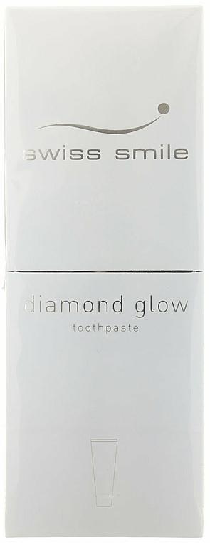 Aufhellende Zahnpasta - Swiss Smile Diamond Glow Brightening Toothpaste — Bild N2